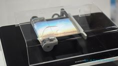 Samsung Display rollable OLED prototype