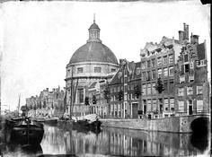 De Singel, Lutherse kerk, Amsterdam 1857