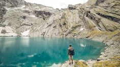 Belgian photographer Johan Lolos spent a full year in New Zealand, posting…