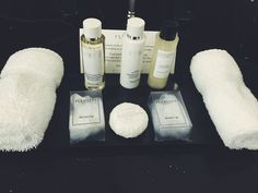 Flemings Mayfair London, luxury bathroom amenities #GuestBlog