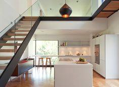 Kitchen and Bath Review: Habitat 67 Condo Kitchen  Architect: bulthaup Toronto — Antje Bulthaup