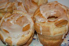 Cavacas aka Portuguese Popovers @azoreangreenbean.com