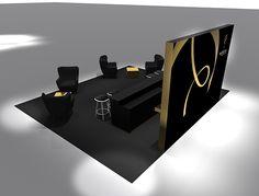 World Class Bartending Competition - 3D Visualisation