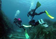 """Senderos submarinos, una original manera de """"pasear"""" por espacios protegidos"""