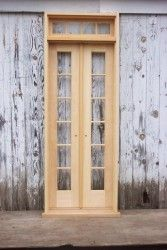 One of Two Narrow Units to be Installed in Parlor on Either Side of fireplace.http://www.westonmillwork.com/marker_french_doors.html