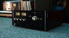 SANSUI THE PROFESSIONAL SERIES l AU-20000 l  CA-2000 l BA-2000 l SR-929