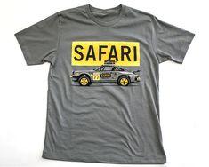 Curb 911 SAFARI T-Shirt