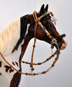 Braymere Custom Saddlery: Show & Tell.  /So pretty, absolutely love this EL/