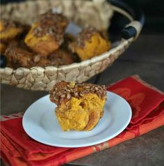 Pumpkin sticky buns