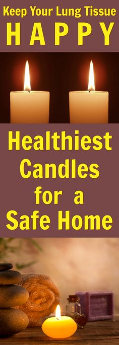 paraffin VS soy VS beeswax ↜differences may surprise you http://lifequalityexaminer.com/healthiest-candles-safe-home/