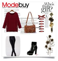 """Modebuy.com fashion in autumn"" by modebuy on Polyvore featuring Alexis Bittar and modebuy"