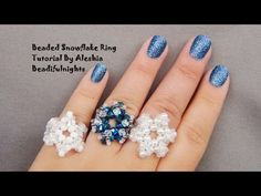 BeadsFriends: Beaded bead tutorial - How to cover a wooden bead with Peyote Stitch 1/2 - YouTube