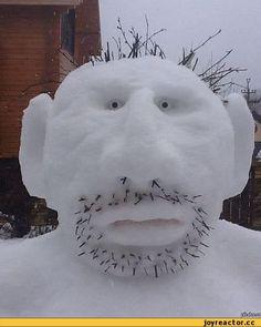 Dennis snowman