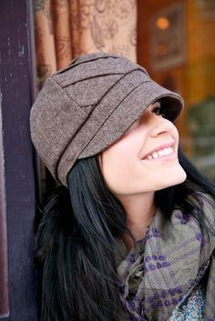 More cloche hat love, must get one soon!