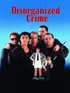 Disorganzied Crime