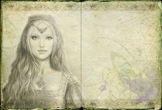 Carnets d'adresses | Site officiel de Sandrine Gestin: peintre de la féerie et de l'imaginaire