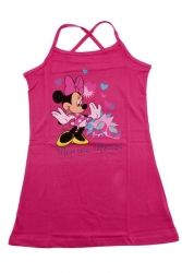 Rochita oficiala Disney cu Minnie Mouse, 100 % bumbac. Minnie Mouse, Disney, Tops, Fashion, Moda, La Mode, Shell Tops, Fasion, Fashion Models