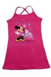 Rochita oficiala Disney cu Minnie Mouse, 100 % bumbac.
