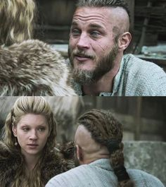 Ragnar & Lagertha Viking Life, Viking Warrior, Lagertha, Vikings Tv Show, Travis Fimmel, Ragnar, Insta Story, New Shows, Jon Snow