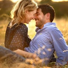 An outdoor engagement session with two amazing and down to earth people.