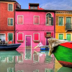 Colors.. from Burano (Venice- Italy)
