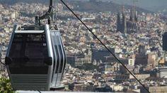 Kabelbaan naar de Montjuïc, Barcelona ¦ www.expedia.nl
