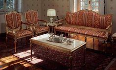 Königliche Wohn  Und Schlafzimmer Möbel Von Meroni #konigliche #meroni # Mobel #schlafzimmer