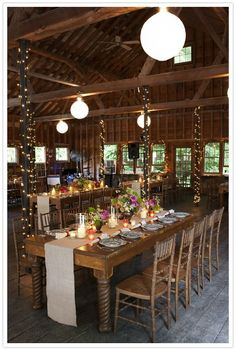 rustic wedding-decor