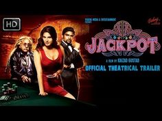 Watch the New Theatrical Trailer from Jackpot Film starring Naseeruddin Shah, Sunny Leone & Sachiin Joshi directed by Kaizad Gustad. Log onto our official pr. Naseeruddin Shah, Latest Bollywood Movies, Movie Teaser, Official Trailer, Movie Trailers, Sunnies, Film, Movie Posters, Movie