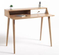 Midcentury-style Clairoy desk at La Redoute