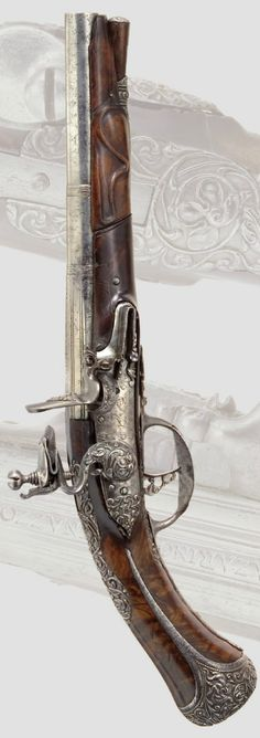 A flintlock pistol, Brescia, ca. 1660..............   ................................♥...Nims...♥