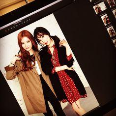 xolovestephi: @mixxo_korea #TTS pre-fall 2015  @studioj_kim_je_won