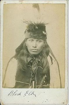 """The good road and the road of difficulties you have made me cross; and where they cross, the place is holy."" Black Elk"