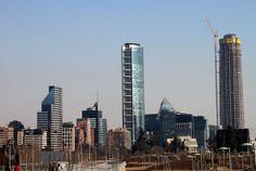 https://flic.kr/p/aA8T5N | Santiago de Chile. Skyline.
