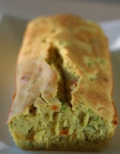 Plumcake salato alle carote e zucchine  vegan plumcake with vegetables by marta albè
