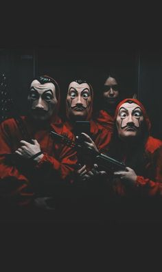 La casa de papel Full HD - Best of Wallpapers for Andriod and ios Homescreen Wallpaper, Cellphone Wallpaper, Iphone Wallpaper, Black Aesthetic Wallpaper, Aesthetic Wallpapers, Photographie New York, Netflix, Most Beautiful Wallpaper, Great Backgrounds