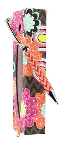 Back to school isn't always their favorite time of year, but come September, they'll be thankful to have a pretty patterned pen to get them through the day.
