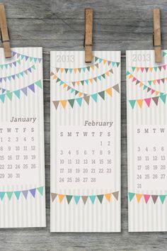 Nice way to make calendar fun