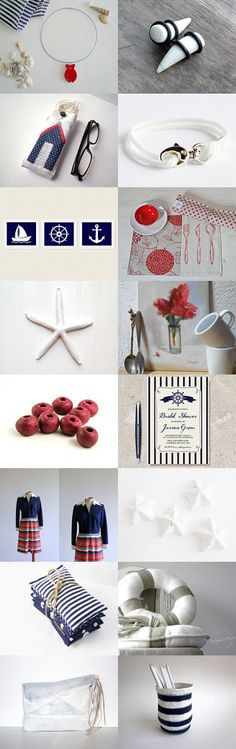 Nautical 2015 by Anna on Etsy--Pinned with TreasuryPin.com
