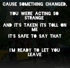 Hinder Lyrics