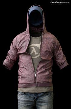 ArtStation - Clothes in color, Pietro Berto