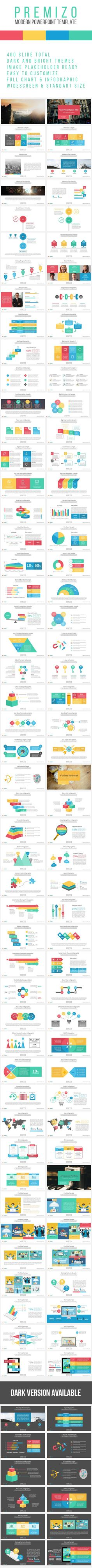 Premizo Modern Powerpoint Template (PowerPoint Templates)