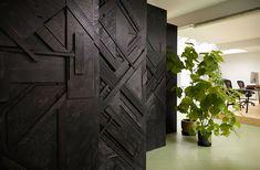 Japan black timber stain