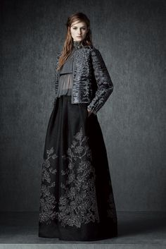 Alberta Ferretti Pre-Fall 2015 Fashion Show Collection