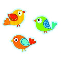 Boho Birds Cut-Outs®, CD-120115