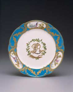 Plate from the Rohan Service