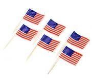 Des drapeaux américains à moins de 2€.