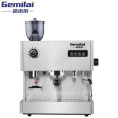 Gemilai Promotion New Espresso Machine Keurig Coffee Maker 220v/3450w Coffee Machine Master Commercial