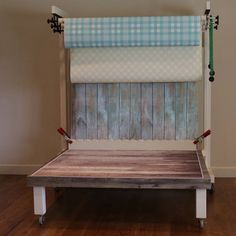 Instructions on how to build your own Roll Around Studio Backdrop System with or without Platform as designed and built for Brenda Horan Photography.