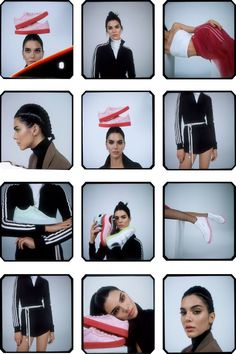 Kendall Jenner adidas Originals Sleek Campaign | Fashion Gone Rogue